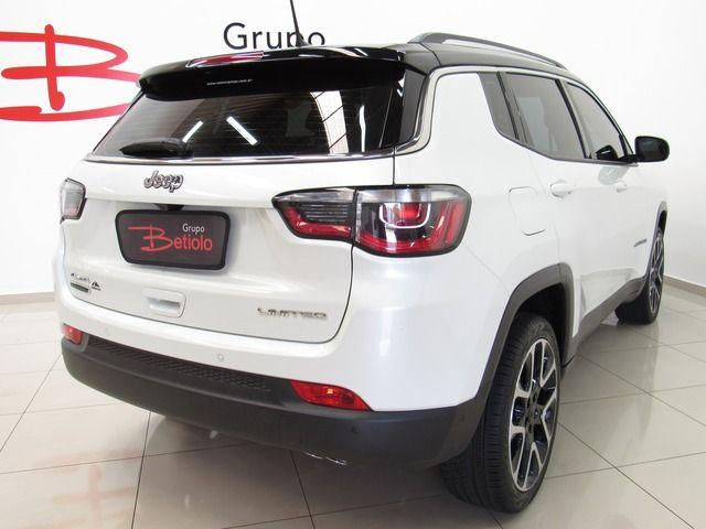 JEEP COMPASS LIMITED AT9 4X4 2.0 16V - Foto 4