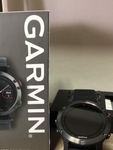 Relógio Garmin Fenix 5 Sapphire - Preto - Foto 2