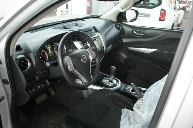 Nissan Frontier Se 2.3 4x4 A/t IPVA 2020 Gratis - Foto 8