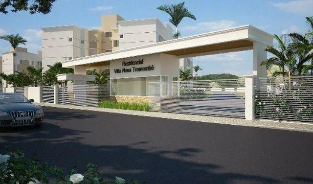 Alugo apartamento no condomínio Villa Nova Tremembé