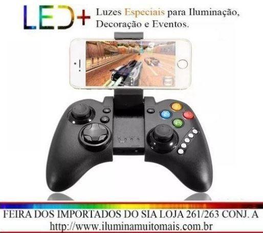 Game Controller Ipega Pg-9078 Bluetooth Hd