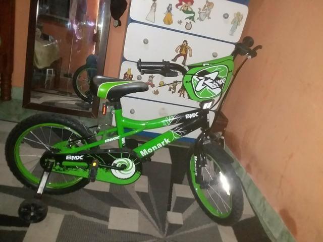 Vd bicicleta da monark