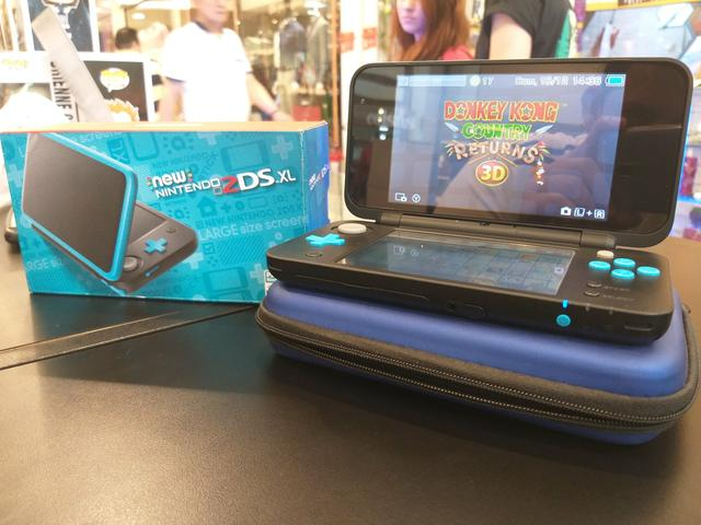 New Nintendo 2DS XL DESBLOQUEADO 64GB