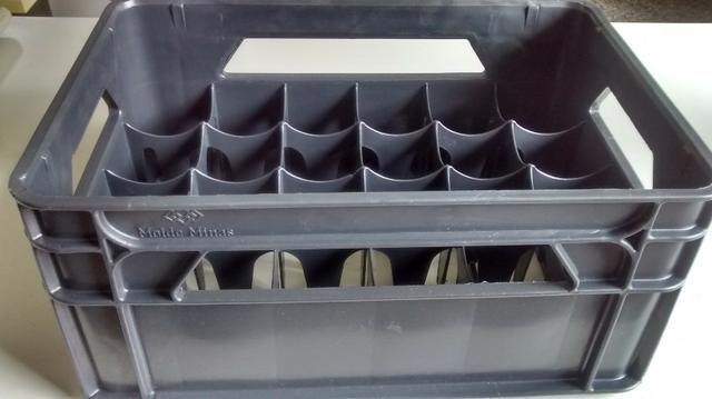 Pvc Engradado para Cerveja 300 Ml Litrinho- Copos- Taças- Unidade Nova