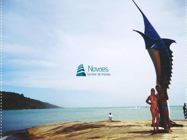 Apartamento Temporada Ed. Frente para o Mar Praia do Morro Guarapari até 10 Pessoas - Foto 15