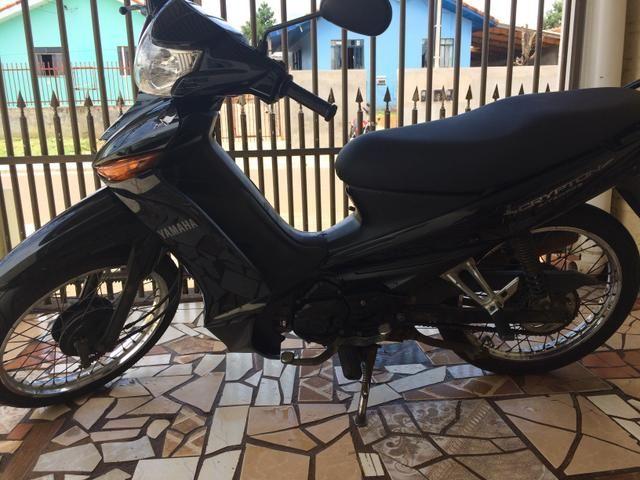 Moto excelente! Yamaha crypton
