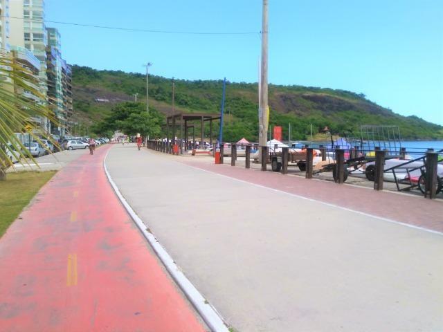 Apartamento Temporada Ed. Frente para o Mar Praia do Morro Guarapari até 10 Pessoas - Foto 4