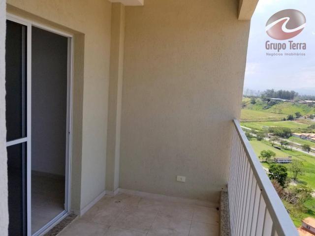 Apartamento à venda, 70 m² por r$ 330.000,00 - jardim satélite - são josé dos campos/sp - Foto 3