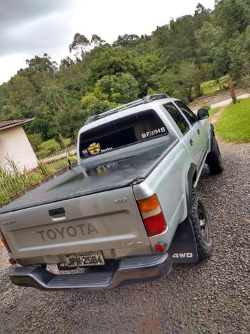 Toyota Hilux 3.0 2004 diesel 4x4