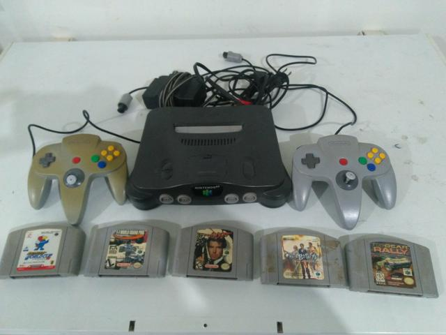 Nintendo 64 original