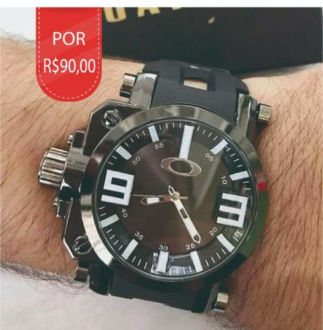Relógio Masculino Oakley Esportivo novo