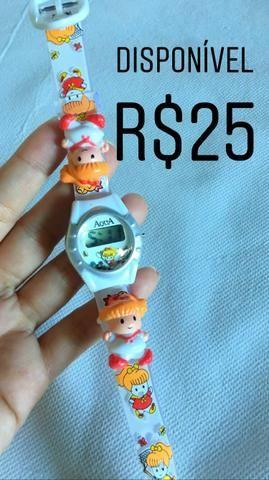 Relógios Infantis I