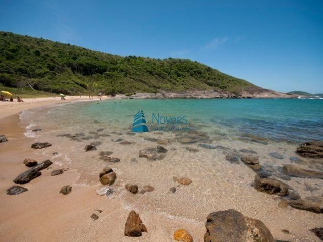 Apartamento Temporada Ed. Frente para o Mar Praia do Morro Guarapari até 10 Pessoas - Foto 17