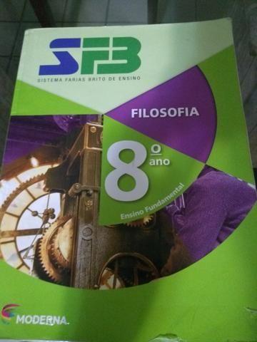 Livro SFB - Filosofia
