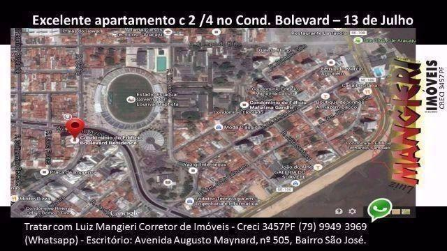 Apartamento, 73 m² c 2 /4-Cond.Boulevard - Foto 3
