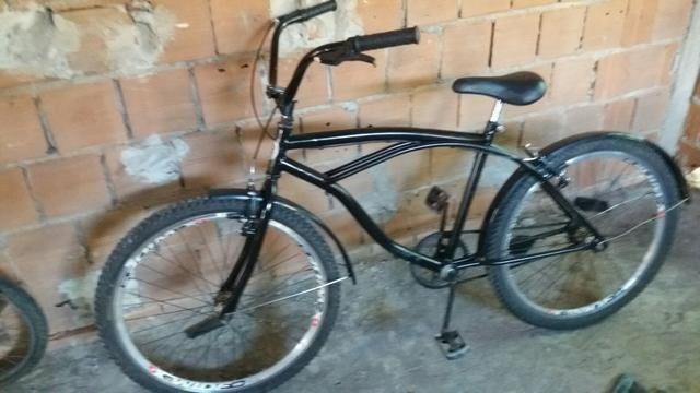 Bicicleta. so. 300. reais
