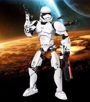 Robot Storm Trooper - Star Wars