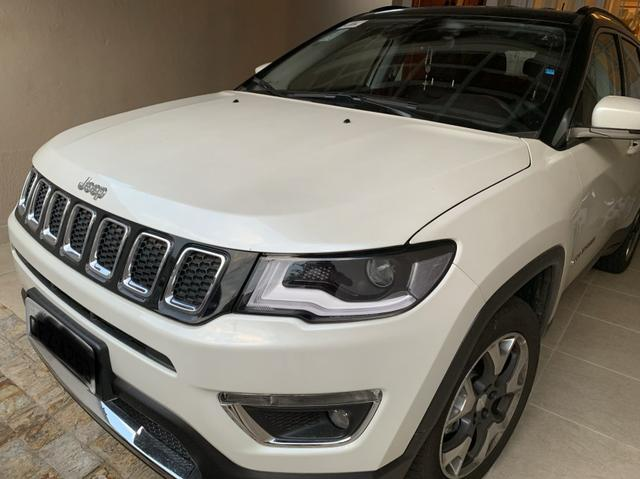Jeep Compass Limited Flex 18/18