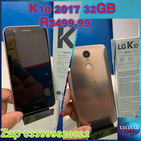 LG k10 2017 32GB Usado Com Garantia De Loja
