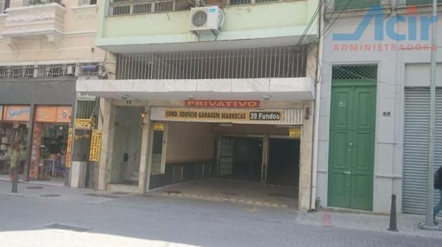 Box/Garagem comercial à venda, Centro, Rio de Janeiro.
