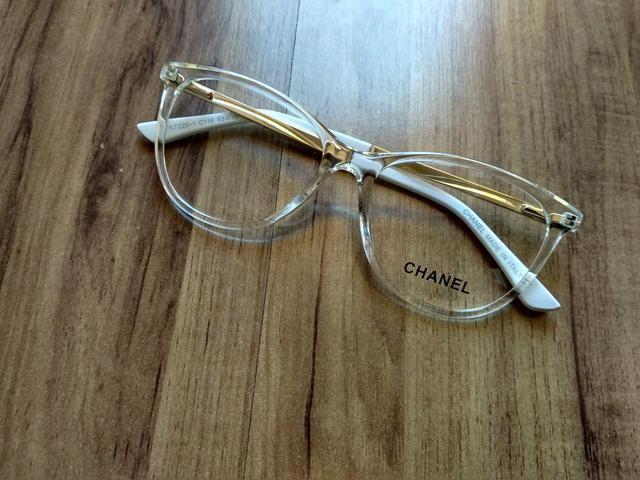 1506afd3ddd99 Chanel armação feminino óculos grife - Bijouterias