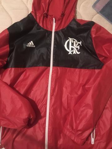 d9d46ebd668 Jaqueta Original Flamengo Adidas ZNE
