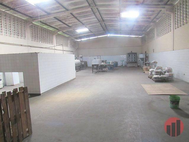 Galpão para alugar, 600 m² por R$ 4.500,00/mês - Barra do Ceará - Fortaleza/CE - Foto 8