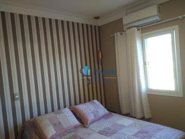Linda casa com 3 dormitórios à venda, 86 m² por r$ 425.000 - jardim santa maria - jacareí/ - Foto 11