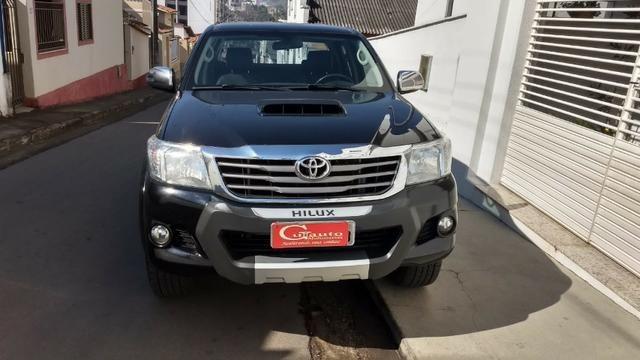 Toyota Hilux SRV 4x4 3.0 Diesel Aut