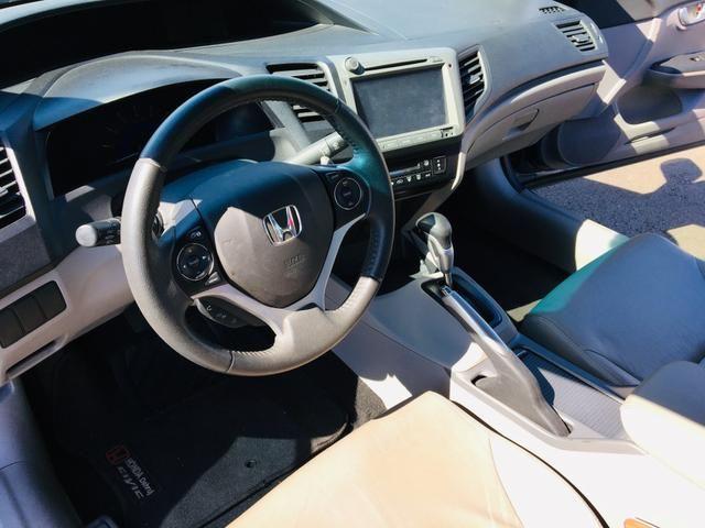 Honda Civic 2.0 LXR 2015 Vendo, troco e financio - Foto 10