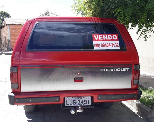 D 20 Veraneio -12 Lugares + bagageiro/Diesel - Motor Pericles 4cc /1991 -Ar Condicionado - Foto 5