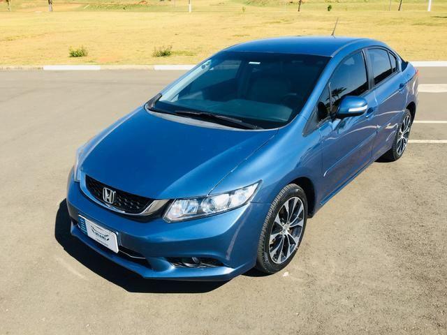 Honda Civic 2.0 LXR 2015 Vendo, troco e financio