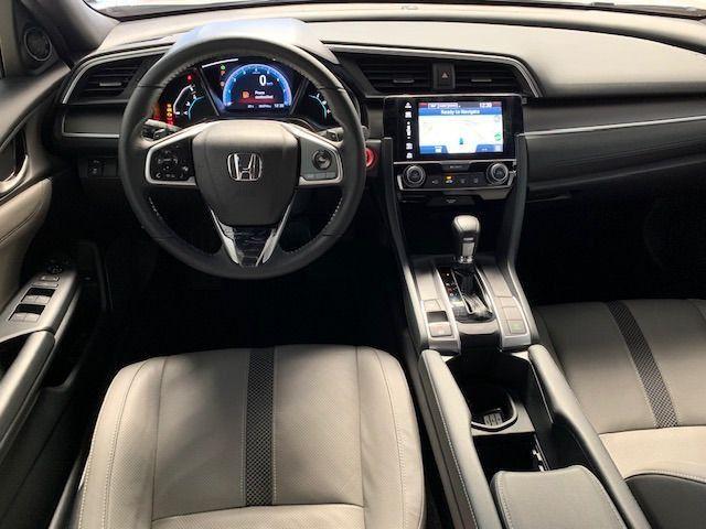 Honda Civic EXL 2.0 * Igual Zero Km * 4.000 Kms Sem Um Detalhe, Branco Perolizado, 2020 - Foto 9