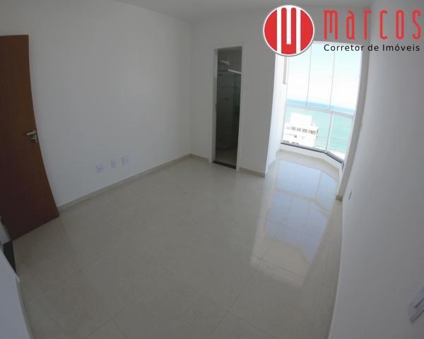 Apartamento para locação 3 quartos, amplo e novíssimo na Praia do Morro. - Foto 19