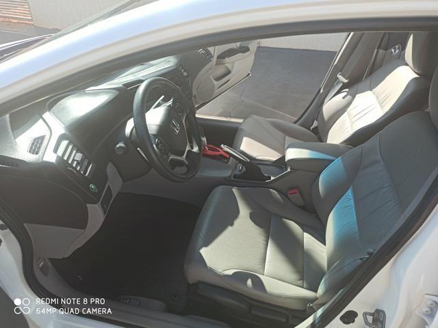Honda Civic LXR, 2015/2016 - Foto 10