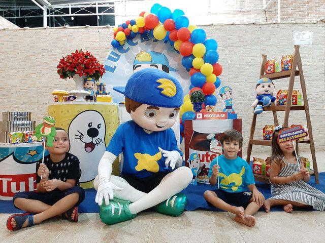 Luccas Neto  - personagem vivo  - Foto 2