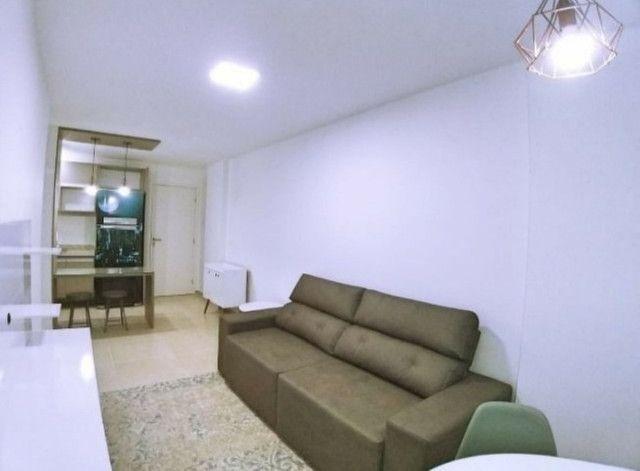 Apartamento quarto e sala mobiliado Edf. Le Grand - 42M² - Foto 14
