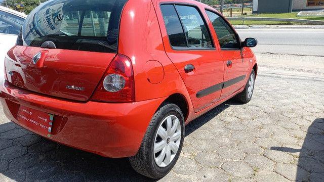 Renault clio campos 2011 basico whats * - Foto 8