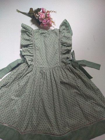Vestidos infantis - Foto 5