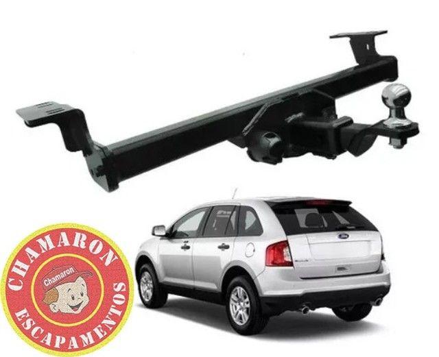 Engate (reboque) - Ford Explorer