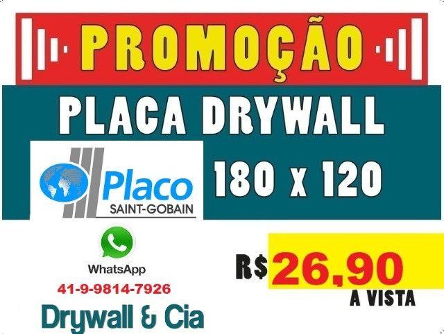 Drywall -  Drywall e cia - - Dry wall - placa cimenticia - la de rocha - perfil drywall