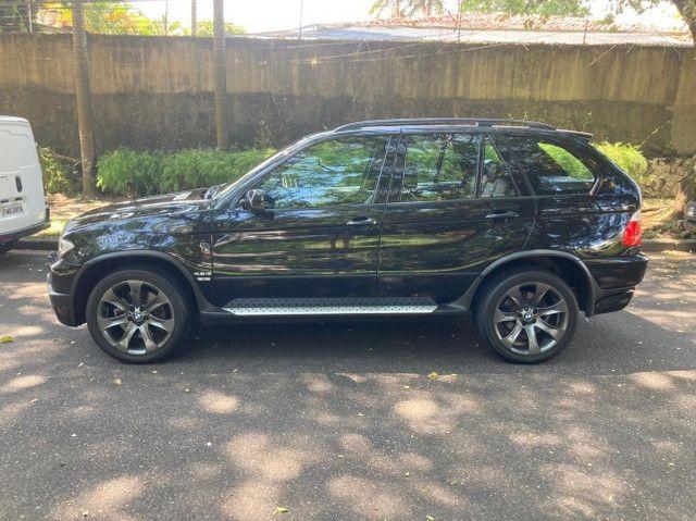 BMW X5 Sport 4.8 4x4 Automático 2006 A mais nova do BR! - Foto 5