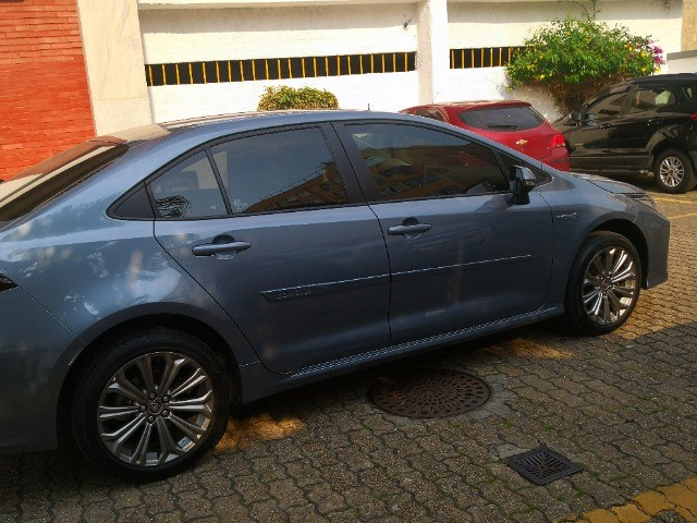 Corolla Altis Híbrido 2020-Esse é Econômico! - Foto 7