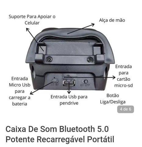 Caixa de som portátil PROMOÇÃO - Foto 2