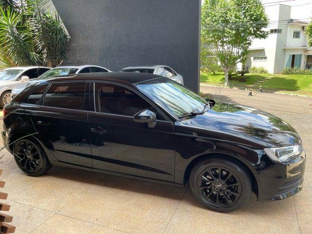 Audi A3 1.4 Atraction Sportback 2015 - Foto 8