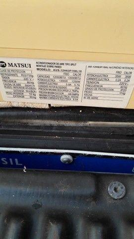 ar condicionado split de 12.000 btu's - Foto 4