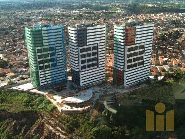 Apartamento com 3 dormitórios à venda, 85 m² por R$ 550.000 - Mangabeiras - Maceió/AL