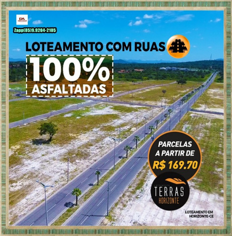 Loteamento Terras Horizonte !! - Foto 15