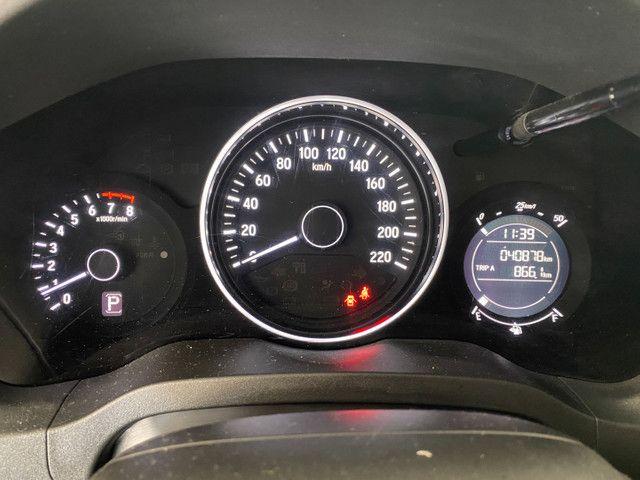 Honda Hr-v EX 2016 1.8 16v flex 4p automático CVT**UNICA DONA**APENAS 40.000km** - Foto 7