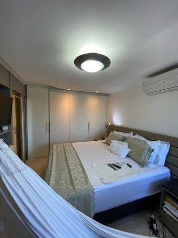 Cobertura beira mar com 4 dormitórios à venda, 498 m² por R$ 3.200.000 - Jatiúca - Maceió/ - Foto 15